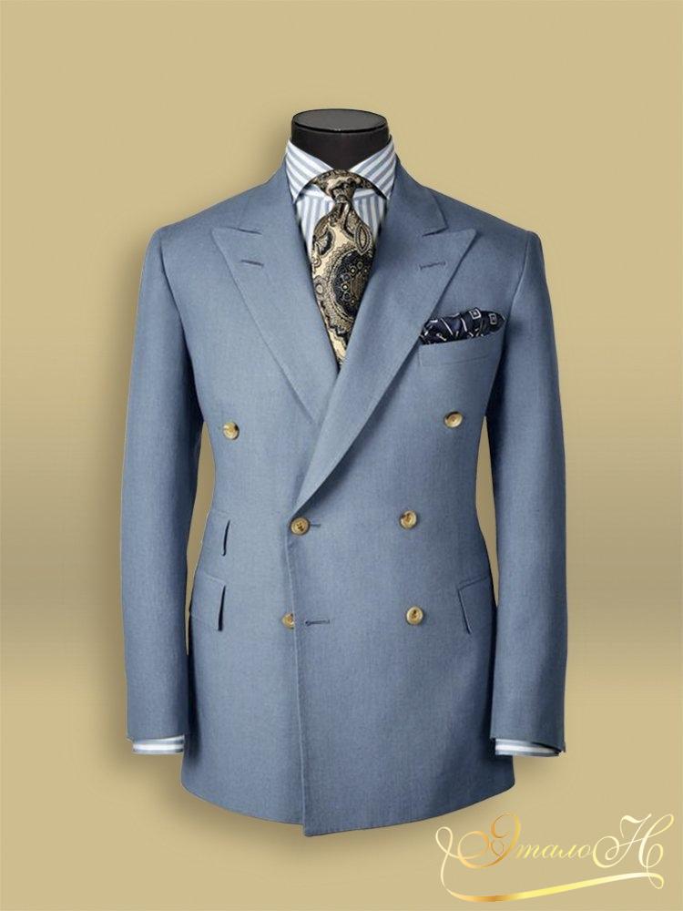 Пошив мужских костюмов на заказ. Где пошить и сколько он стоит? 94