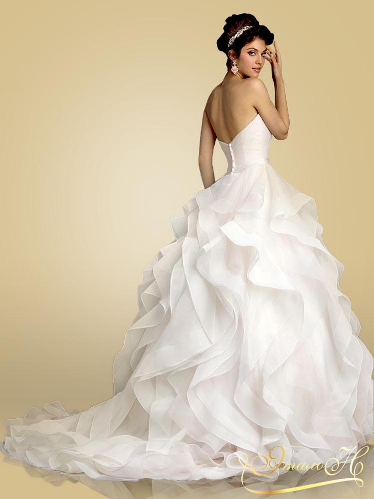 Недорого сшить свадебное платье 945